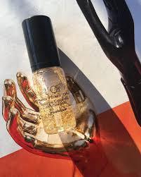 Kết quả hình ảnh cho Kem Lót Guerlain Paris L'Or Pure Gold 5ml (Đen)