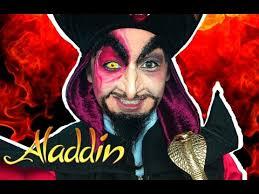 aladdin s jafar makeup tutorial you