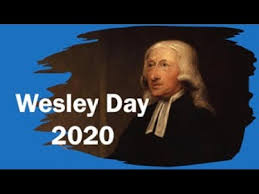 Wesley Day 2020: Voices of Wesley's Chapel & Leysian Mission (extended  version) - YouTube
