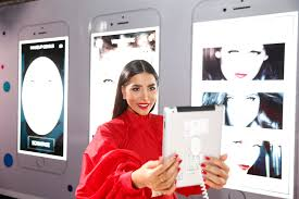 l oreal launches makeup genius app