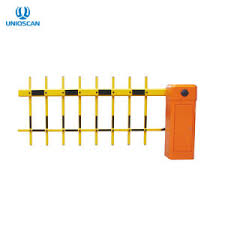 China Vehicle Access Control Fence Arm Boom Traffic Barrier Gate China Boom Gate Boom Barrier