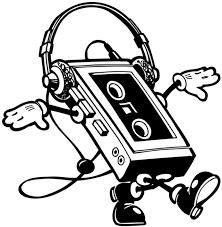 cartoon dj turntables samyysandra