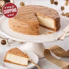praline cheesecakes