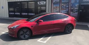 Tesla Model 3 Window Tinting Paint Protection And Wrap Information Oc The Tint Pros