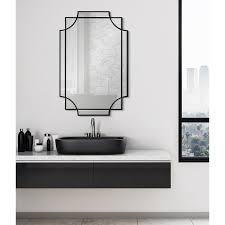 leslie beveled wall mirror