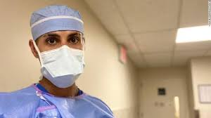 """glen brown: Nurse Anesthetist Derrick Smith: """"They were the last words I'll  never forget"""""""