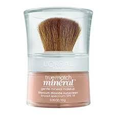 paris true match mineral loose powder