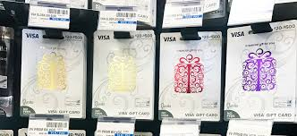 big problems with visa gift cards