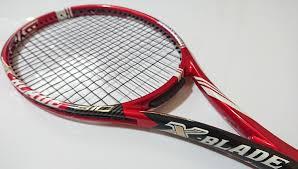 Bridgestone X-BLADE VX 310 X blade G3 used hardball tennis racket ...