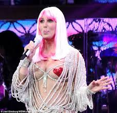rock cher s outfit for the easter