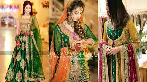 mehndi design dress 2020