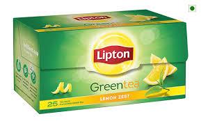 lipton green tea 30p line groc