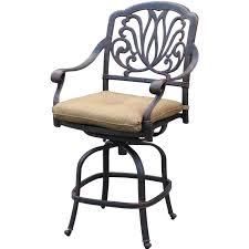 counter height swivel bar stool