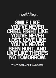 awesome motivational life quote and sayings keep smiling in