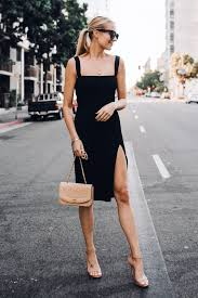 Pin by Ivy Meyer on outfits sofisticados y chic | Fashion jackson, Black  dresses classy, Black women fashion