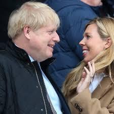 Boris Johnson and Carrie Symonds name baby son Wilfred | Boris Johnson