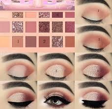 simple eye makeup tutorial step by step