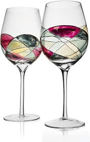 the wine savant beautiful hand painted