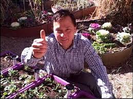 grow a vegetable garden in clay soil
