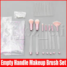 whole clear plastic makeup bags