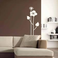 Flowers Poppy Wall Sticker Boho Poppies Wall Decal Vinyl Etsy