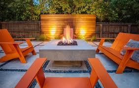 marvelous gorgeous modern back yard