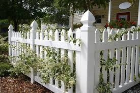 Vinyl Fence Fences Fencing Reeves Fence