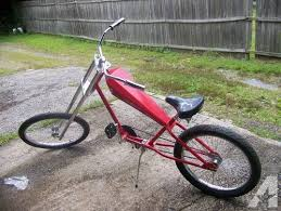 west coast chopper jesse james bicycles