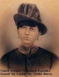 Telura Octavia Townsend Eubanks (1870-1895) - Find A Grave Memorial