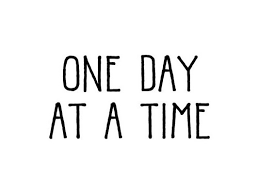 one day at a time daily positive quotes