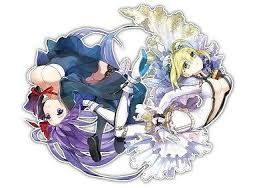 Fate Stay Night Fate Extra Ccc Saber Bride Anime Car Window Decal Stic Anime Stickery Online