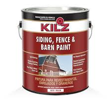Siding Fence And Barn Paint Kilz