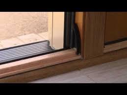 door weather stripping with pella