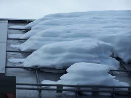 Snow Retention Systems For A Metal Roof Tra Snow Sun