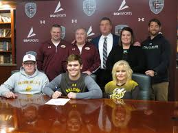 Adam Murray Signs With Baldwin Wallace   News, Sports, Jobs - The  Intelligencer