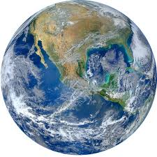 Amazon Com Vwaq 3d Globe Wall Decal Earth Vinyl Sticker Planet Earth Wall Art Pas26 14 Diameter Home Kitchen