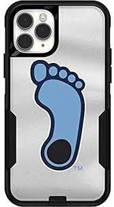 Decal Skin For Otterbox Commuter Iphone 11 Pro College North Carolina Tar Heel Footprint Logo Design In 2020 Iphone Phone Cases Iphone 11 Iphone