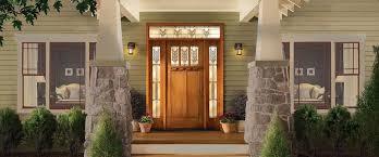 fiberglass therma tru entry doors