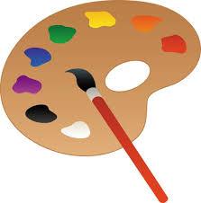 Artist Palette Symbol Clip Art - Clip Art Library