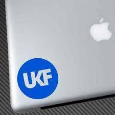 Ukf Dubstep Vinyl Sticker Car Decal Skrillex Datsik Nero Flux Pavilion Deadmau5 Ebay