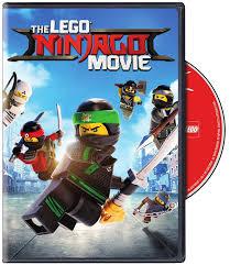 Amazon.com: Lego Ninjago Movie, The (DVD): Dan Lin, Jill Wilfert ...