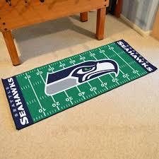seattle seahawks nfl football field