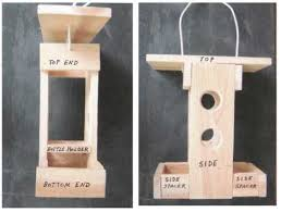regina outdoor bird feeder plans info