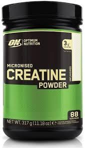 optimum nutrition creatine micronized