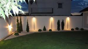 Landscape Lighting Or Garden Lighting Refers To The Use Of Outdoor Illumination Of Private Gardens Backyard Backyard Landscaping Designs Outdoor Gardens Design