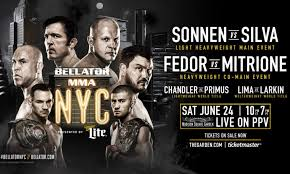 bellator nyc available to uk fans