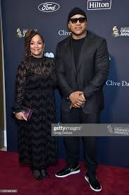Simone Smith and LL Cool J attend the Pre-GRAMMY Gala and GRAMMY ...