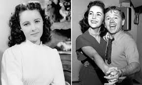 Liz Taylor had sex with Mickey Rooney at 14 according to The Life ...
