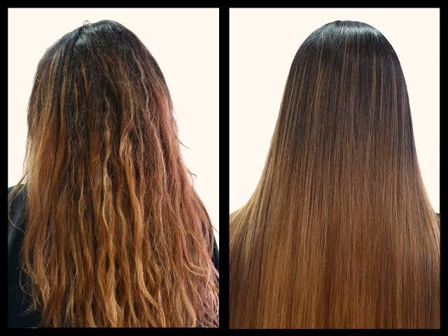 Resultado de imagem para como alisar o cabelo
