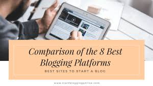 Free Blogging Sites or Paid? Top 8 Beginners Blog Websites